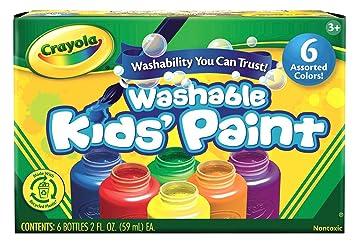 crayola washable paint multi color - Crayola Color Online