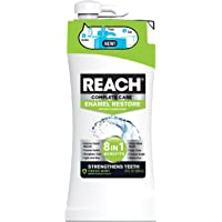 4-Pack Reach Complete Care 8-in-1 Enamel Restore Mouth Rinse