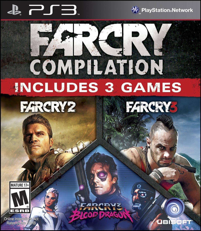 Far Cry Compliation ubisoft far cry 4 специальное издание русская версия