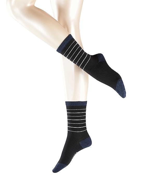 Falke Women's Virgin Wool Cosy Stripes Socks