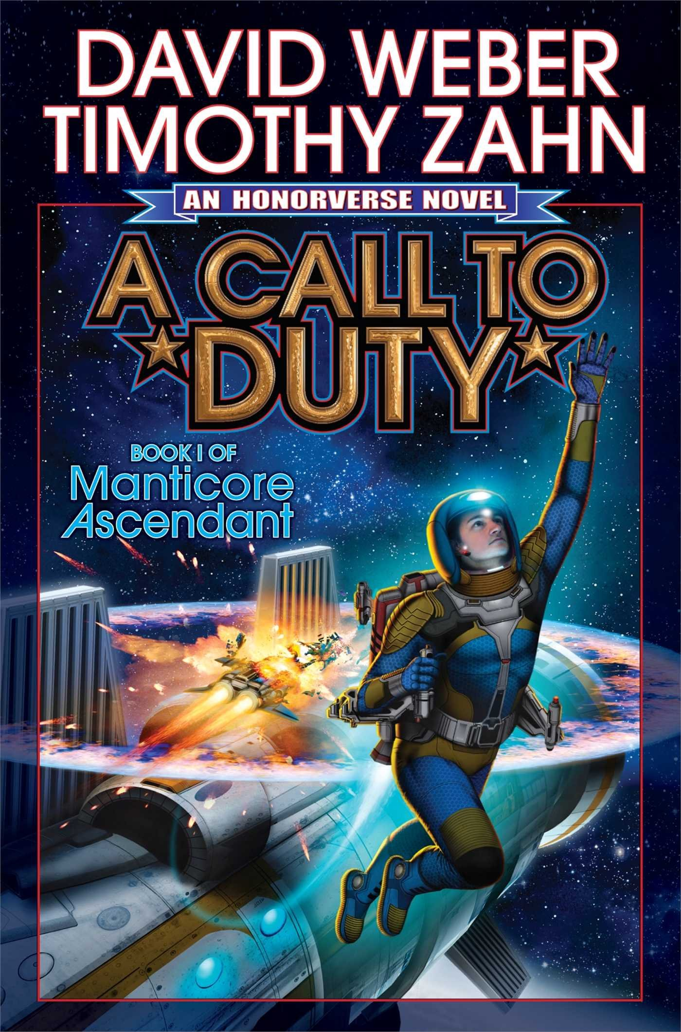 A Call to Duty (Manticore Ascendant)  - David Weber,Timothy Zahn