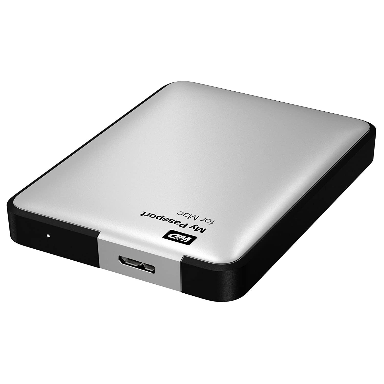 Western Digital My Passport for Mac 2 TB USB 3.0 Portable Hard Drive (WDBKKF0020BSL-NESN)