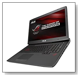 ASUS ROG G751JY-DH71 17.3-inch Gaming Laptop Review