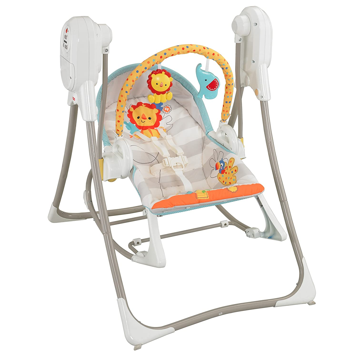 Fisher Price 3 in 1 Baby Infant Swing n Rocker Chair