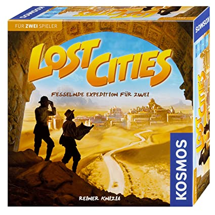 691820–Jeu Lost Cities–Kosmos (Français non garanti)