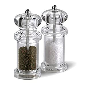 cole and mason 505 salt and pepper grinder set review