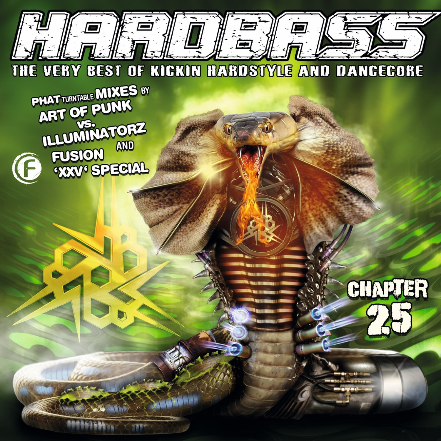 Various Artists-Hardbass Chapter 25