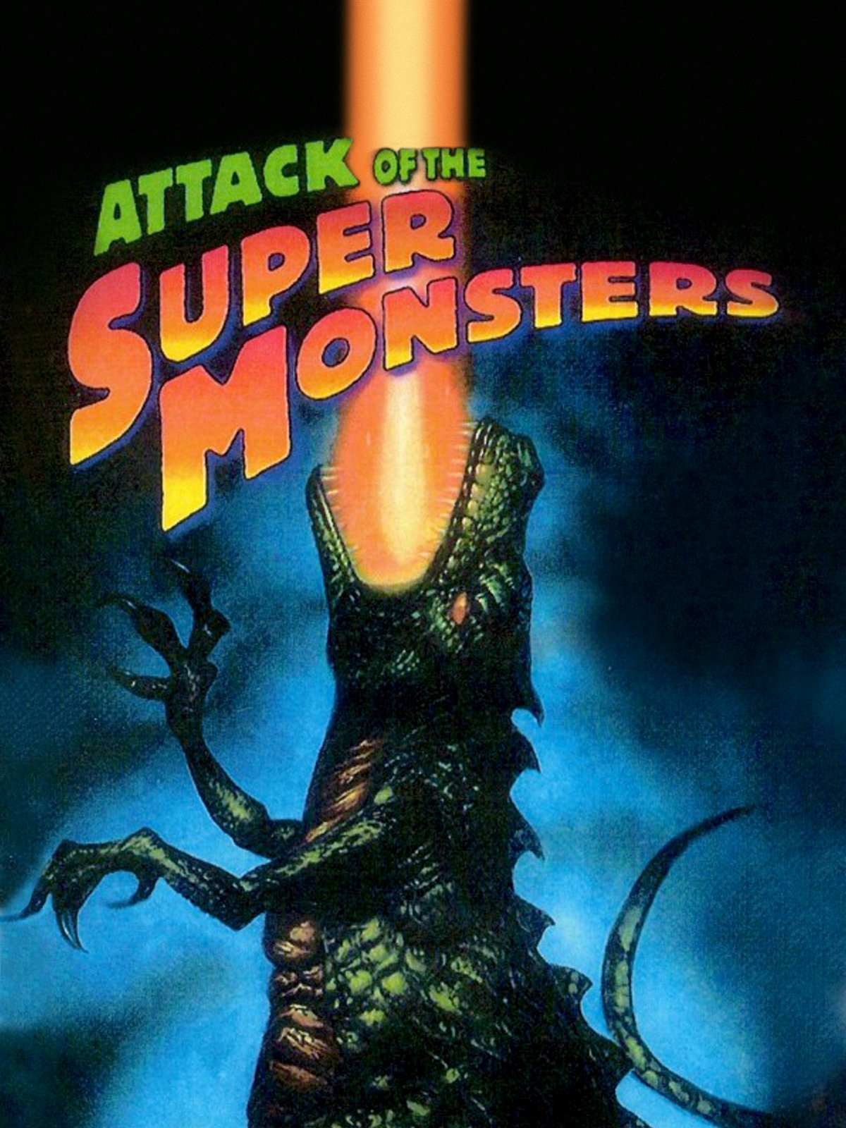 Attack of the Super Monsters on Amazon Prime Video UK