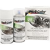 Dupli-Color (HLR100-3 PK Clear Headlight Restoration Kit - 10 oz. Aerosol, (Case of 3)