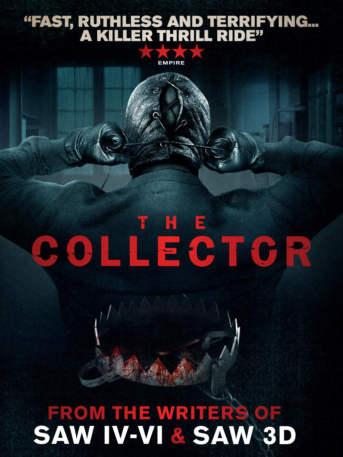 The Collector on Amazon Prime Video UK