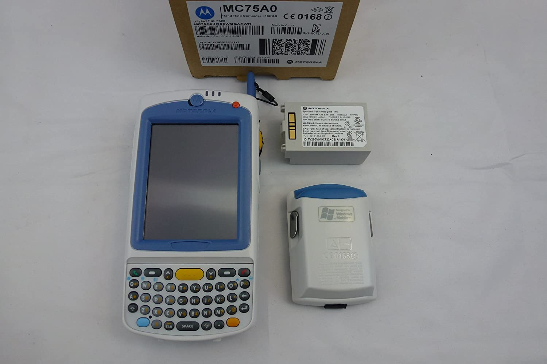 Motorola MC75 Handheld Barcode Scanner - MC75A0-H80SWQQAAWR / Qwerty / Cerner Config / 256/1GB