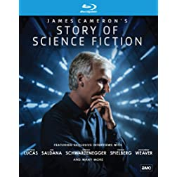 James Cameron's Story of Science Fiction [Blu-ray]
