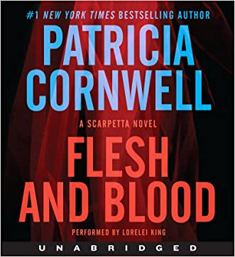 Flesh and Blood CD: A Scarpetta Novel (Kay Scarpetta Series)