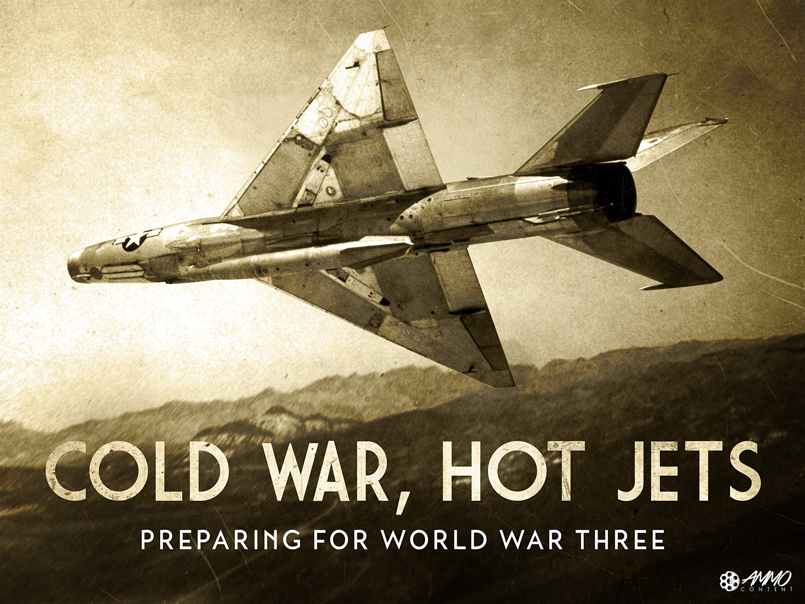 Cold War, Hot Jets on Amazon Prime Video UK