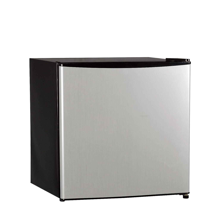 Midea stainless steel compact single reversible door upright freezers - List Of Best Upright Freezers