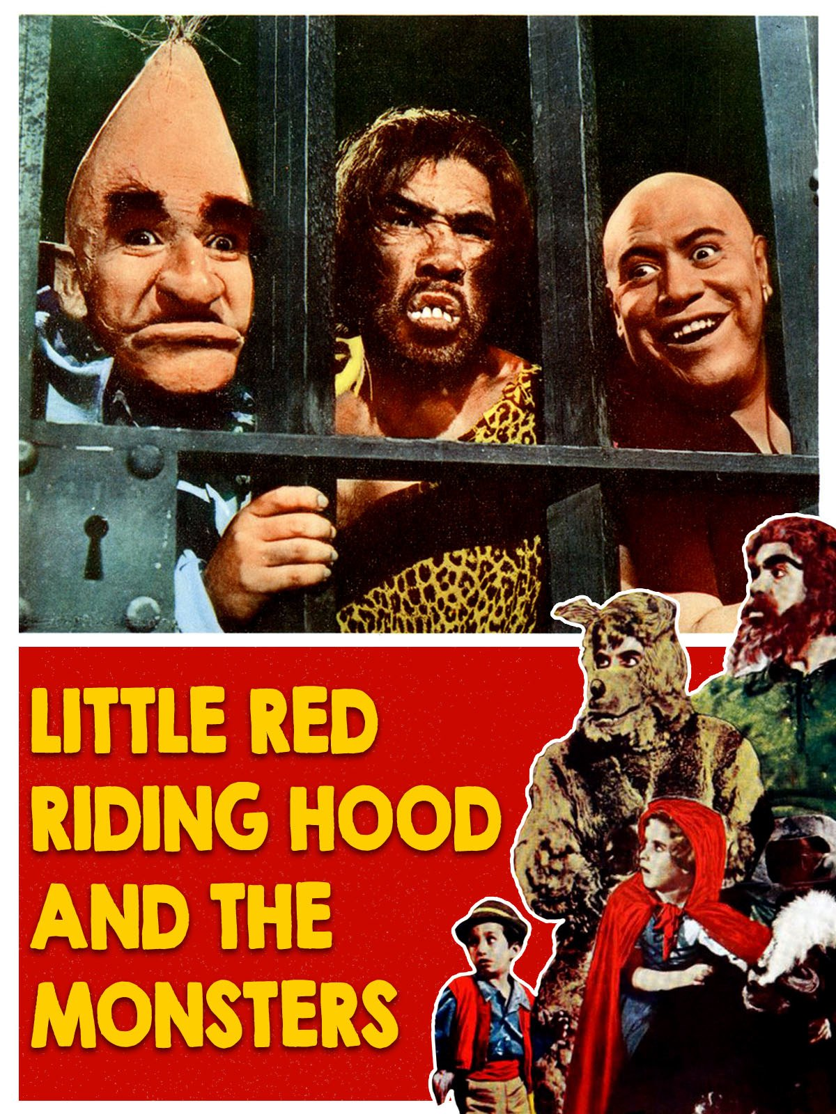 Little Red Riding Hood and the Monsters