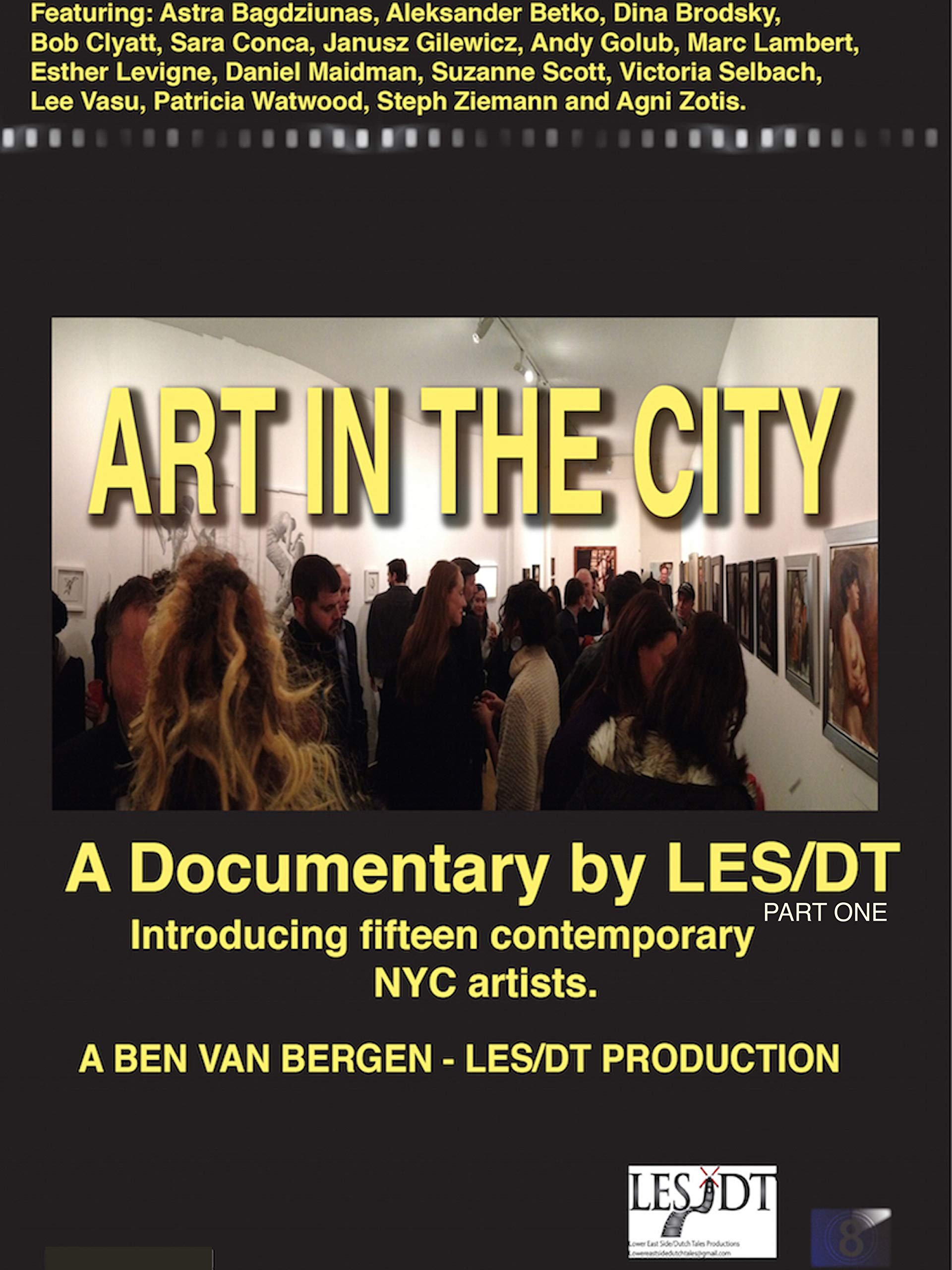 Art In The City, part 1. on Amazon Prime Video UK