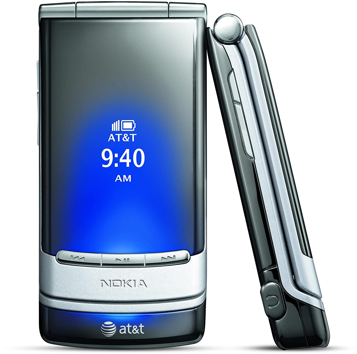 Nokia-Mural-6750-Unlocked-GSM-Flip-Phone-with-Second-External-OLED-Display-2MP-Camera-Video-Bluetooth-MP3-MP4-Player-and-microSD-Slot-Silver