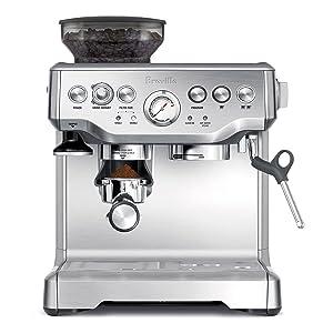 Espresso Machine Reviews 2017
