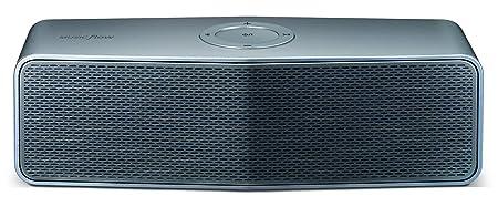 LG nA8550 20 w haut-parleur portable bluetooth) argent