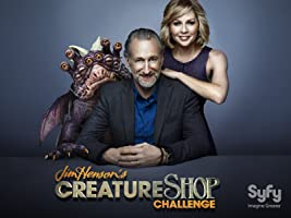 Jim Henson's Creature Shop Challenge Season 1 [HD]