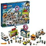 レゴ(LEGO) シティ 巨大クレーン車が活躍! ドーナツショップの開店 60233