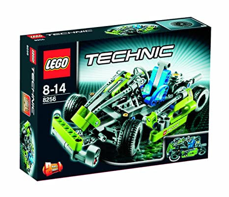 LEGO - 8256 - Jeu de construction - Technic - Le kart