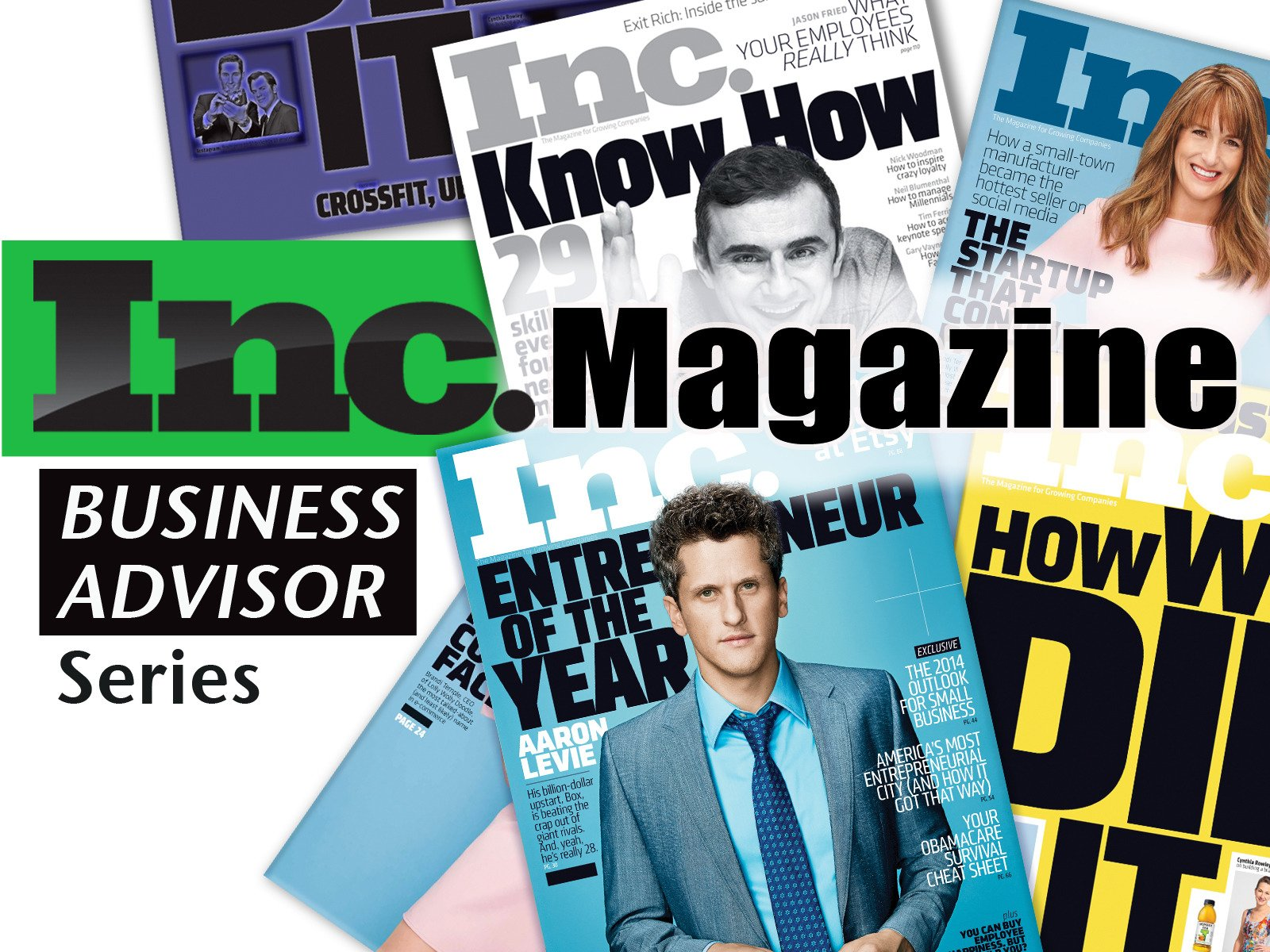 Inc. Magazine: Business Advisor Series - Season 1