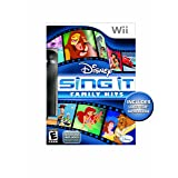 Disney Sing It: Family Hits Bundle - Nintendo Wii (Color: Enter Text)
