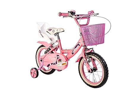 "FSE - F-BIC09014ROSE - Vélo Enfant 14"""