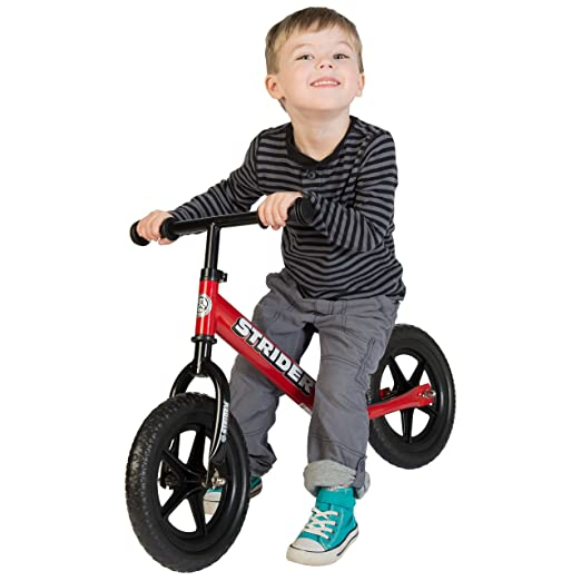 Strider 12 Classic No-Pedal Balance Bike