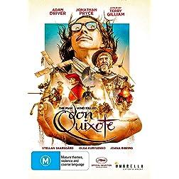 Man Who Killed Don Quixote NTSC/0