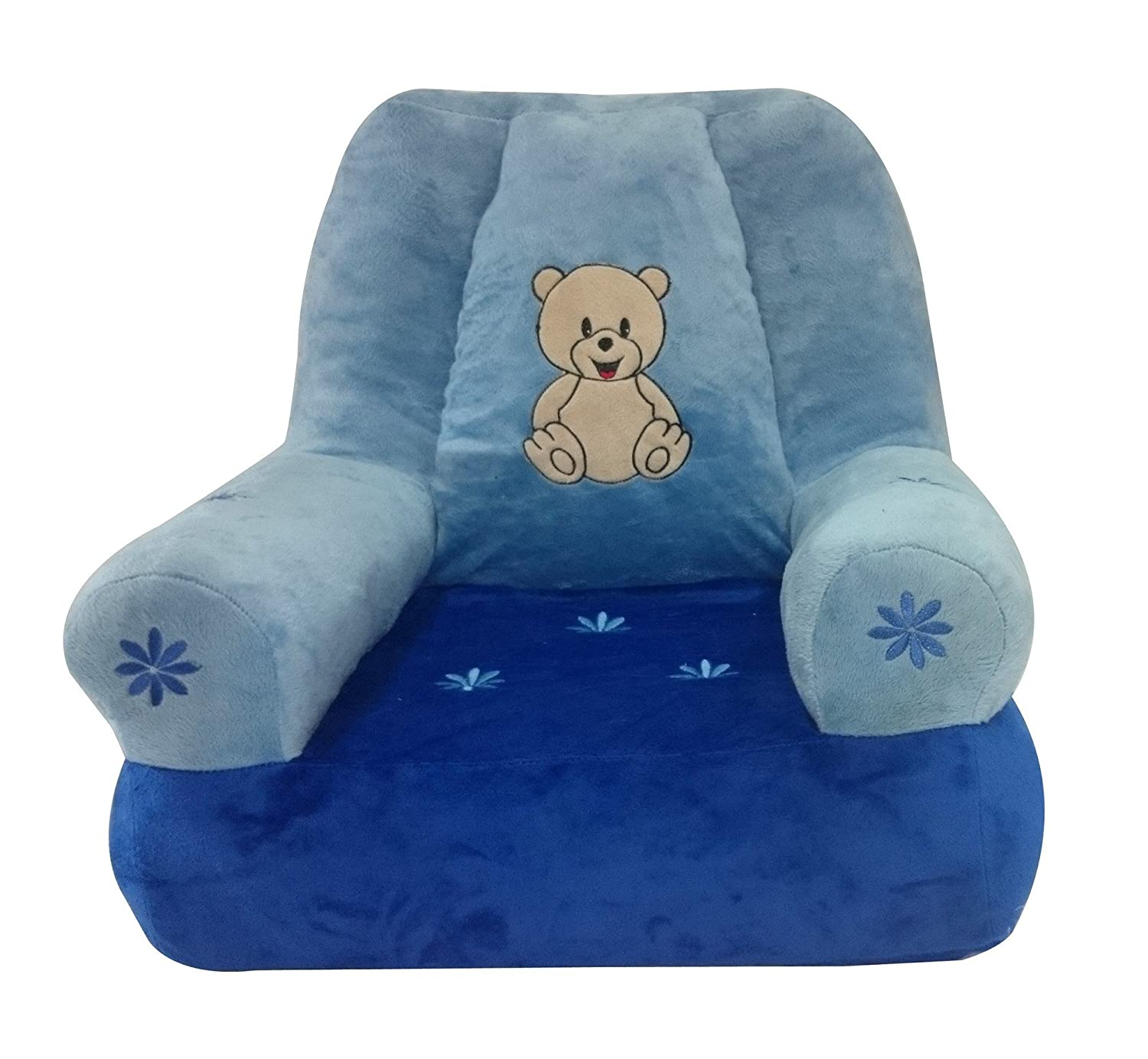 Soft Buddies Baby Chair Brown 18 Inch