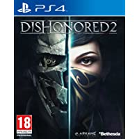 Dishonored 2 Video Game for PS4