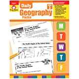 Daily Geography Practice ,Grade 3