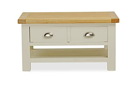 Global Home Products Collection 98 Coffee Table, Wood, Multi-Colour, Small