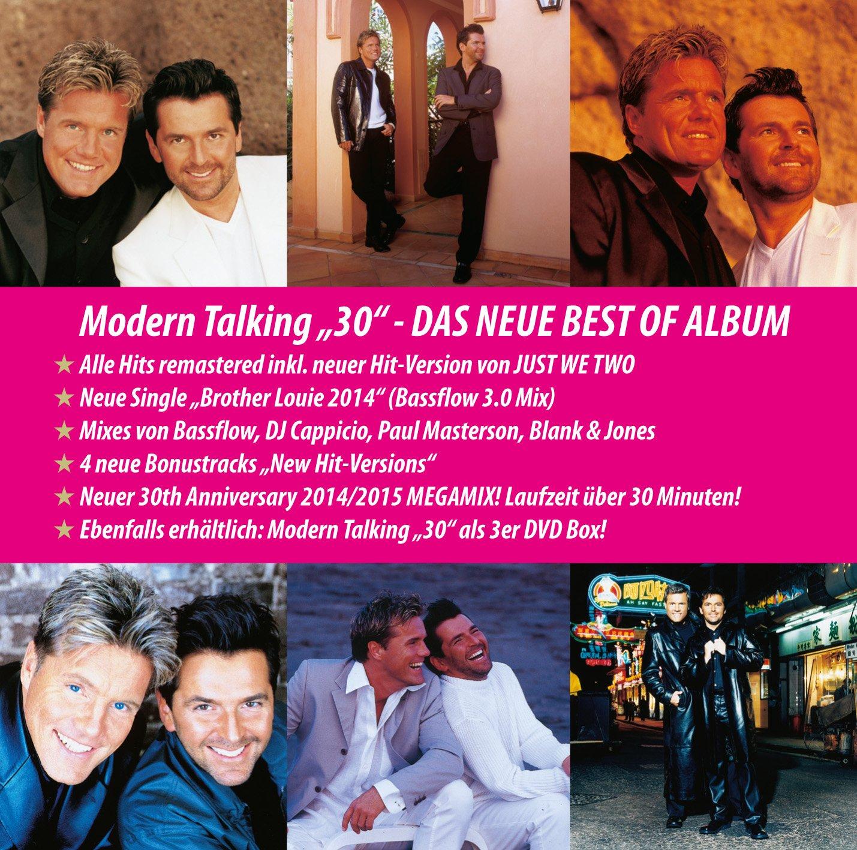 30 jahre modern talking neue best of album modern talking cafe info