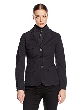 Tucano urbano 899CBS6 cOTTAGE coton lADY classic windstopper and water-repellent blazer, bleu foncé, taille xL