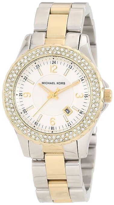 Michael Kors Women's MK5584 Madison Two Tone Watch