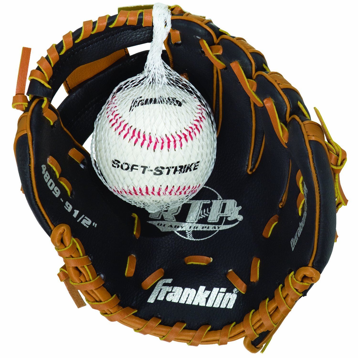 Franklin Sports Field Flex Teeball Glove and Ball