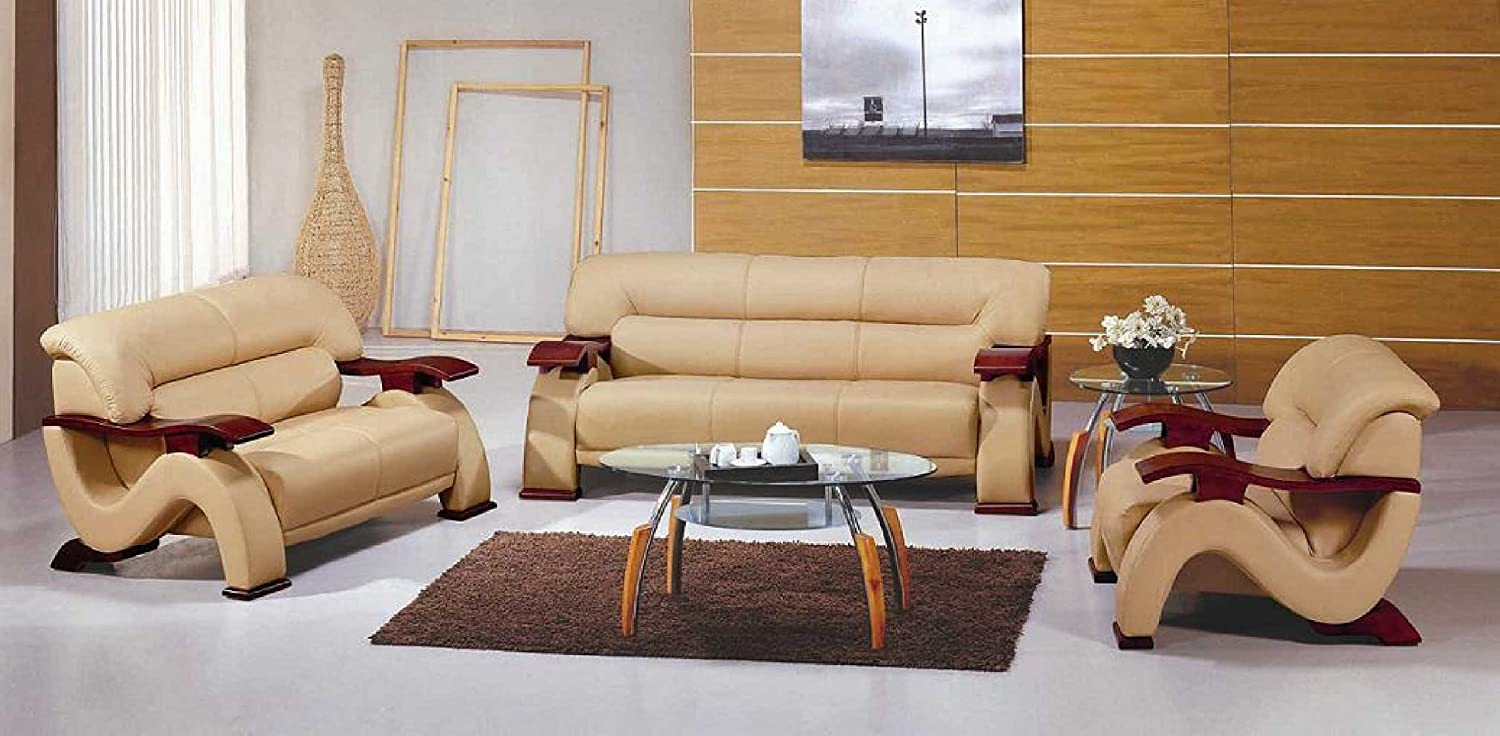 VIG Furniture VGEV2033-2 Divani Casa 2033 - Modern Leather Sofa