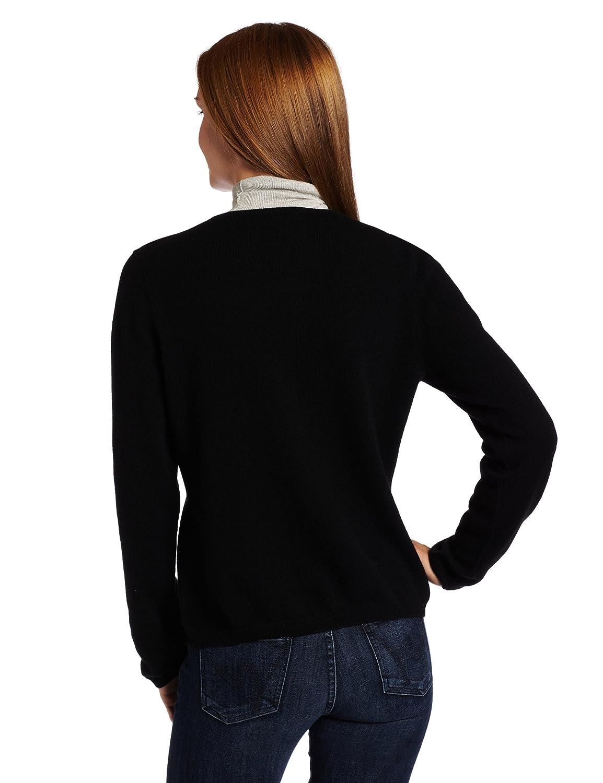 Sofie Women's Classic 100% Cashmere Cardigan