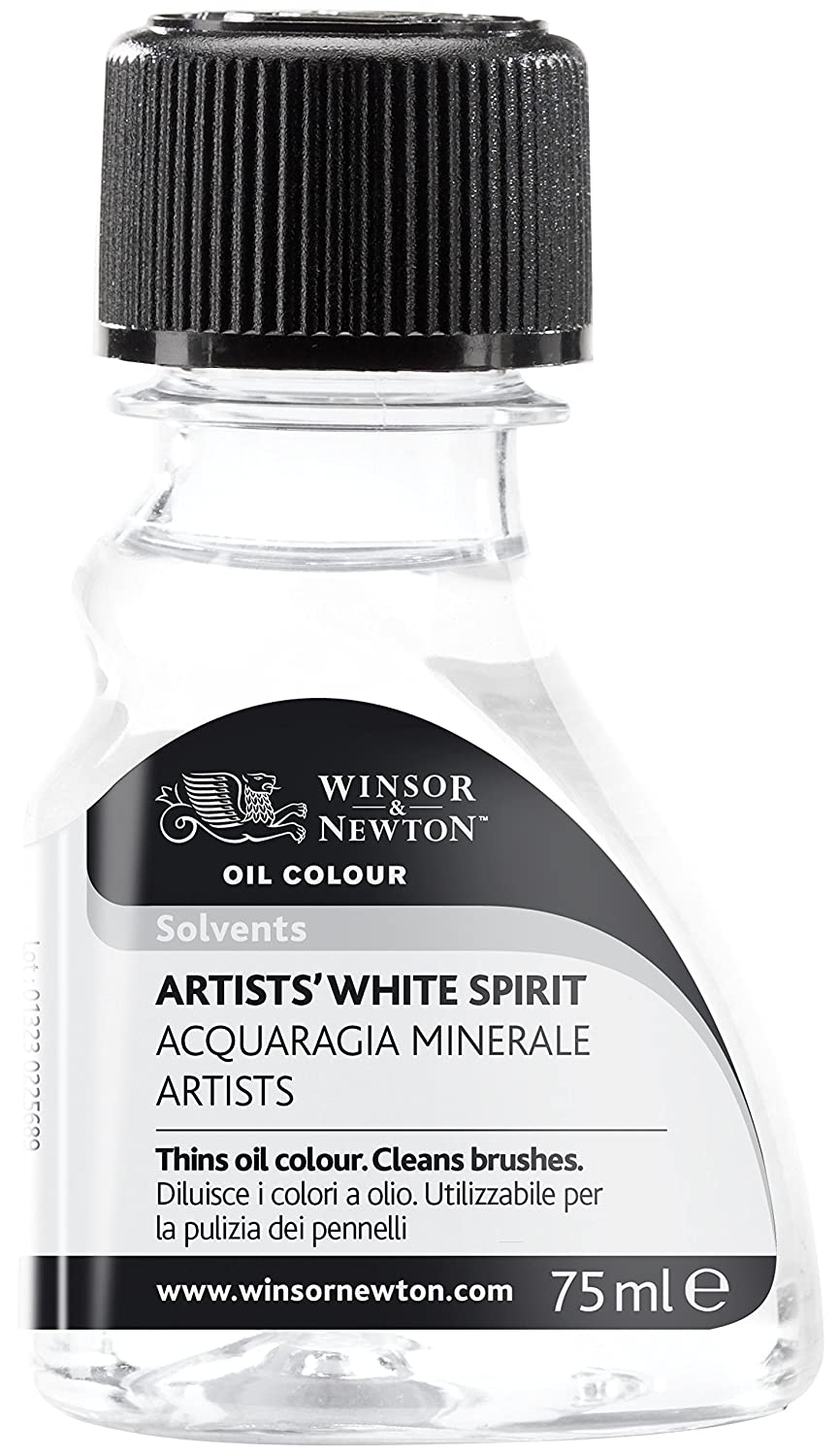 Winsor & Newton Artists' White Spirits, 75ml 酒店工程系统技术与应用