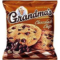 60-Pack Grandmas 2.5 Ounce Chocolate Chip Cookies