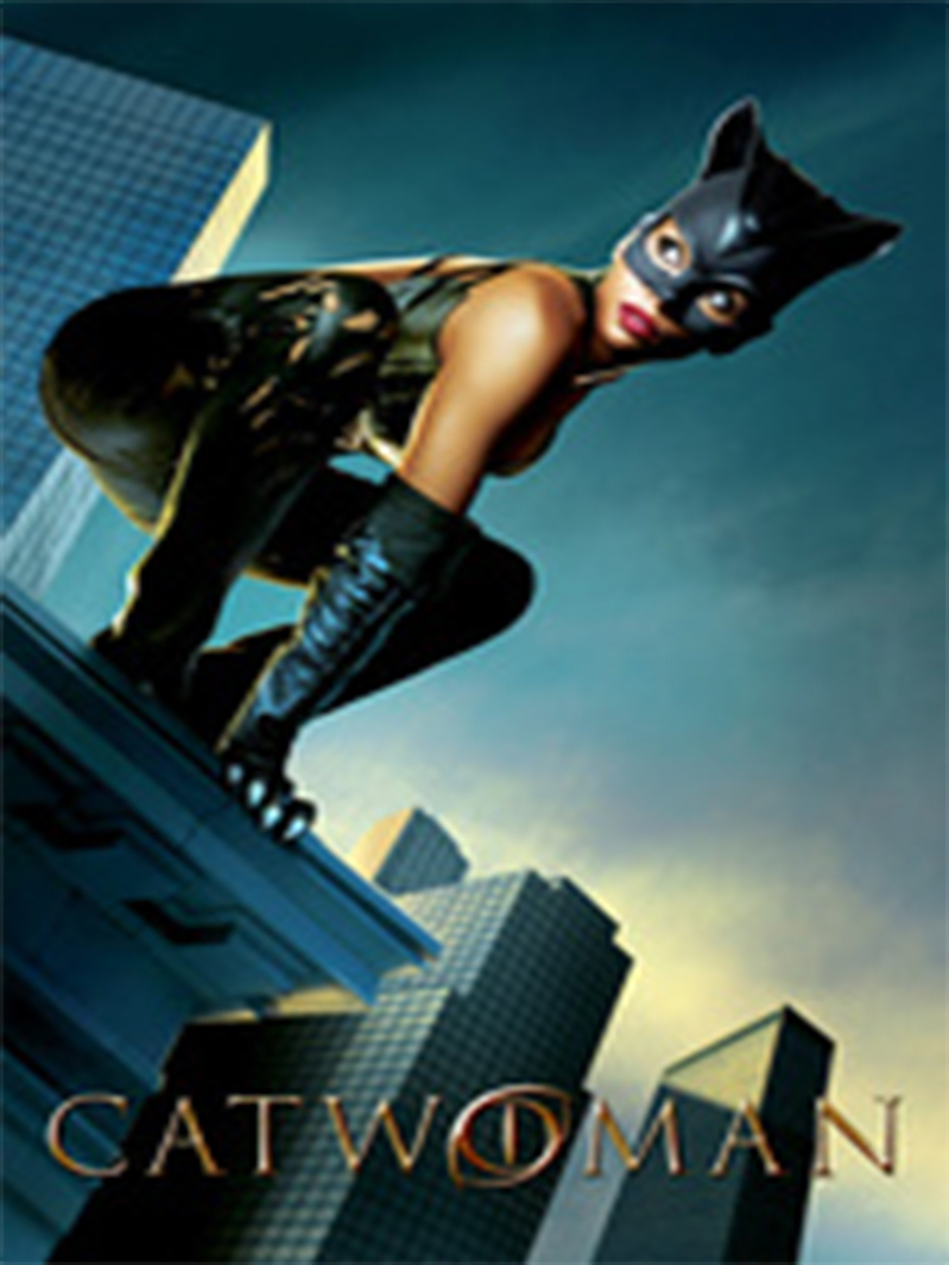 Catwoman on Amazon Prime Instant Video UK
