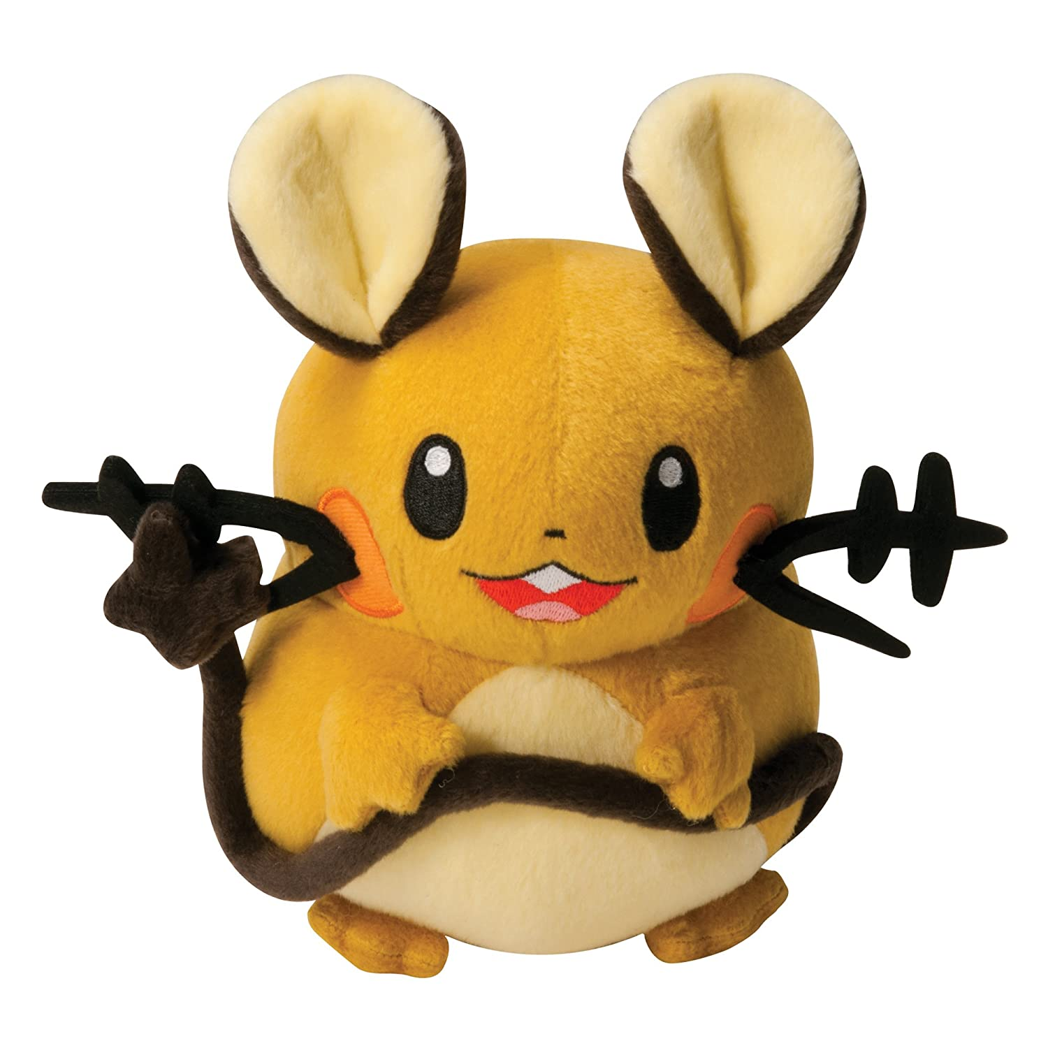 Pokémon Small Plush Dedenne