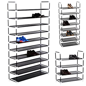 etagere range chaussures