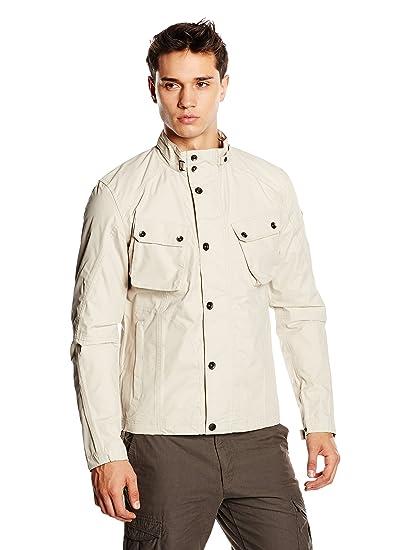 Tucano urbano 8872BC5 kATMAI aB-modèle respirant et imperméable polyester jacket, crème, taille l