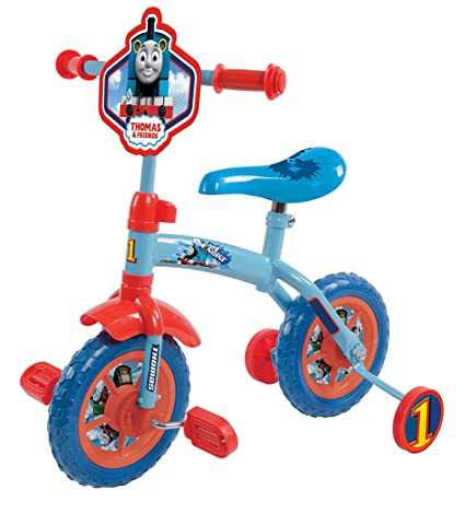 Thomas & Friends 10-inch 2-in-1 Training Bike by Thomas & Friends