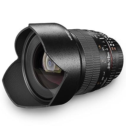 walimex pro 10/2.8 Samsung NX noir
